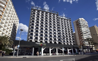 Spanje | Benidorm | Flash Hotel (Adults Only +16) 4**** | 12 dagen